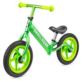 Беговел из чистого алюминия Small Rider Foot Racer AIR, надувные колеса