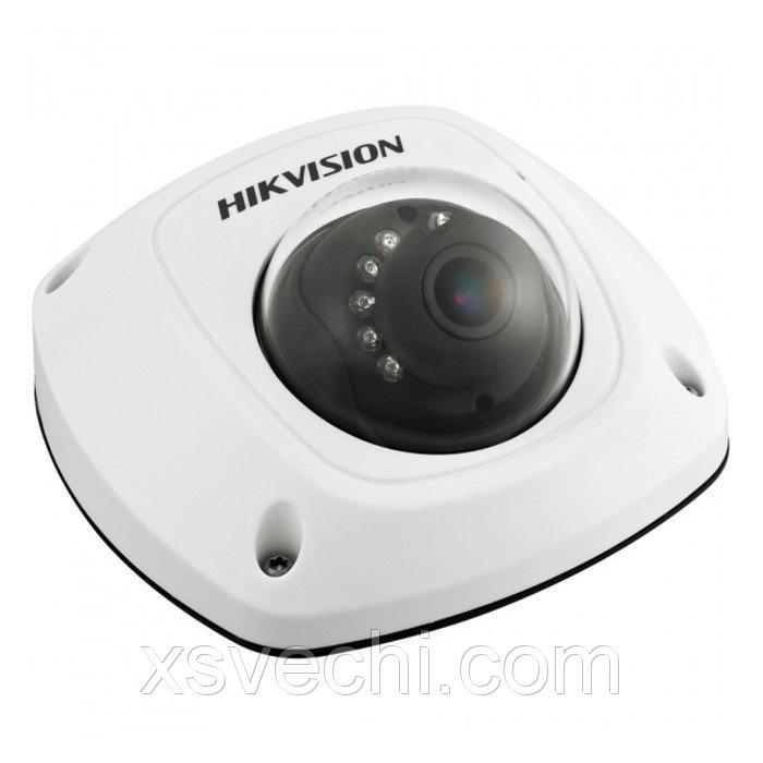 Видеокамера антивандал HikVision DS-2CD2542FWD-IWS (2.8), IP, 1520P, 4 Мп, слот для SD, Wi-Fi   2928