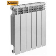 1 Радиатор биметаллический nami Therm Twice