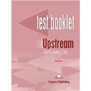 upstream advanced new test booklet cd-rom
