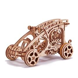 Wood Trick Механический 3D-пазл из дерева Wood Trick Багги