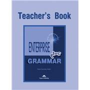enterprise plus grammar teacher's book - книга для учителя