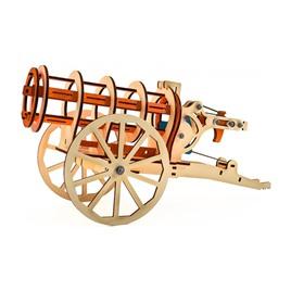 M-WOOD Конструктор 3D деревянный M-WOOD Пушка