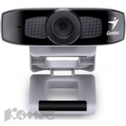 Веб-камера Genius FaceCam 320 USB/ Black-silver