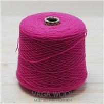 Пряжа Pastorale, 215 Цикламен, 175м/50г, шерсть ягнёнка, Vaga Wool