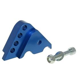 Проставка заднего амортизатора CNC [синий] - Minarelli горизонт.