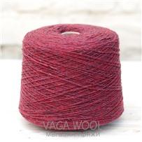Пряжа Твид-мохер Лапчатка 2735, 200м/50гр. Knoll Yarns, Mohair Tweed, Cinguefoil
