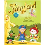 fairyland starter teacher's book - книга для учителя  (with posters)