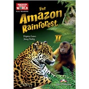 Amazon Rainforest 2 (+ Cross-platform Application) by Virginia Evans, Jenny Dooley