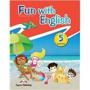 fun with english 5 student's book - учебник