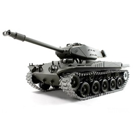Радиоуправляемый танк Bulldog Heng Long 3839-1Pro