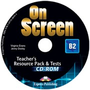On screen b2 teacher's resource pack & tests cd-rom