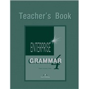 enterprise 4 grammar teacher's book - книга для учителя