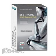 Программное обеспечение ESET NOD32 SMALL Business Pack(10ПК/1г)SBP-NS(BOX)-1-10