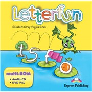Letterfun. multi-ROM (Audio CD / DVD Video PAL). Аудио CD/ DVD видео