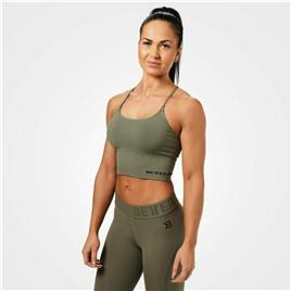 Спортивный топ Better Bodies Astoria seamless bra, зеленый