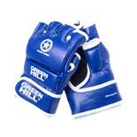 Перчатки COMBAT SAMBO MMR-0027CS, к/з, синие