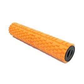 Цилиндр массажный 66х14 см оранжевый