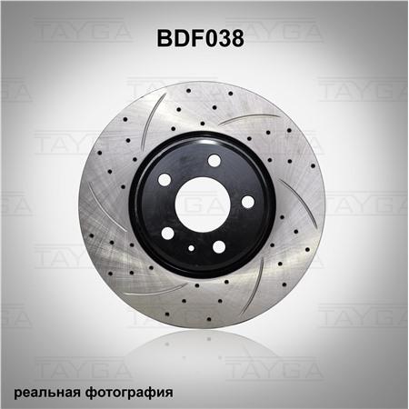 BDF038 - ПЕРЕДНИЕ