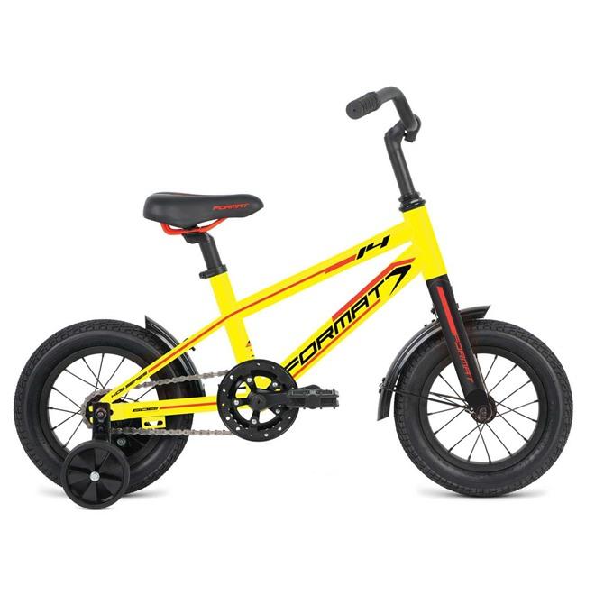 Велосипед FORMAT Boy 14 (2016)  , интернет-магазин Sportcoast.ru