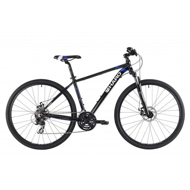 Велосипед Haro Bridgeport (Galaxy Black) (2015), интернет-магазин Sportcoast.ru