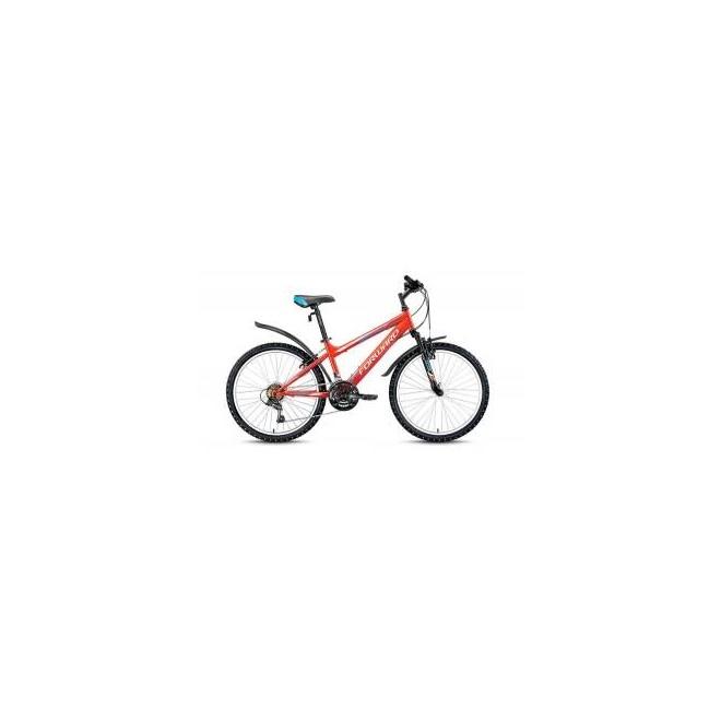 Велосипед Forward Titan 2.0 24 (2017) Оранжевый, интернет-магазин Sportcoast.ru