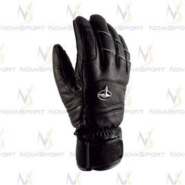 Лыжные перчатки Viking Hiro Black, интернет-магазин Sportcoast.ru