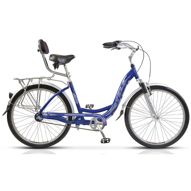 Велосипед Stels Navigator 290 (2015) Пурпурный, интернет-магазин Sportcoast.ru