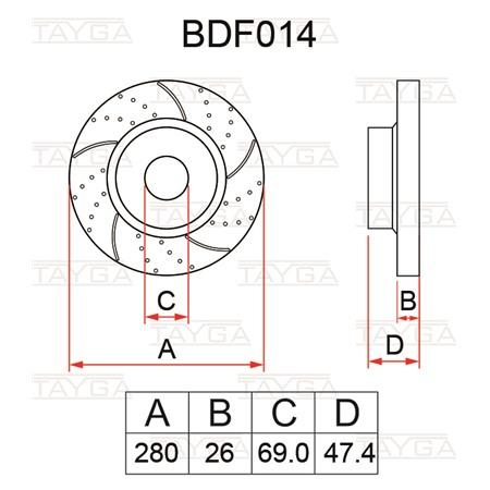 BDF014