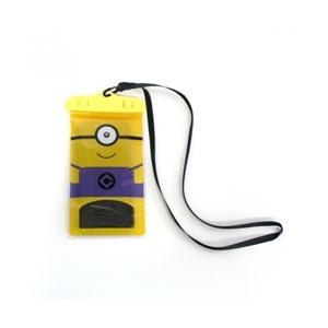 Чехол водонепроницаемый Миньон для мобильных телефонов
