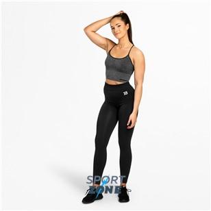 Спортивный топ Better Bodies Astoria seamless bra, графитовый меланж