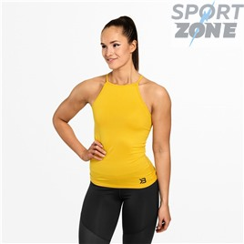 Спортивный топ Performance Halter, желтый