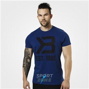 Футболка Better Bodies Washington Tee, синяя
