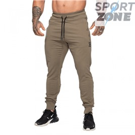 Спортивные брюки Better Bodies Tapered Joggers V2, зеленые