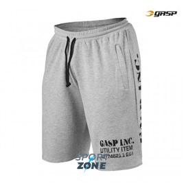 Спортивные шорты GASP Thermal Shorts, Greymelange