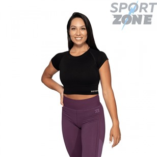Спортивная футболка Better Bodies Astoria seamless tee, черный