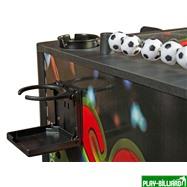 Настольный футбол (кикер) «Magic» (139х74х87, цветной), интернет-магазин товаров для бильярда Play-billiard.ru. Фото 7