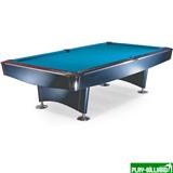 Weekend Бильярдный стол для пула «Reno» 8 ф (черный), интернет-магазин товаров для бильярда Play-billiard.ru