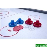 Atomic Аэрохоккей «Contour II» 7,5 ф (229,5 х 128 х 80 см, черный), интернет-магазин товаров для бильярда Play-billiard.ru. Фото 5