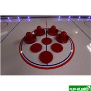 Аэрохоккей «Atomic Phazer» 7.5 ф, интернет-магазин товаров для бильярда Play-billiard.ru. Фото 4