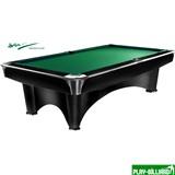 Weekend Бильярдный стол для пула «Dynamic III» 7 ф (черный с отливом), интернет-магазин товаров для бильярда Play-billiard.ru