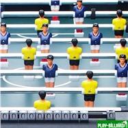 Настольный футбол DFC TOTTENHAM 4ft, интернет-магазин товаров для бильярда Play-billiard.ru. Фото 2