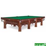 Weekend Бильярдный стол для русского бильярда «Gothic» 10 ф (6 ног), интернет-магазин товаров для бильярда Play-billiard.ru