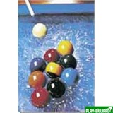 "Weekend Постер ""Jeans Billard"", интернет-магазин товаров для бильярда Play-billiard.ru"