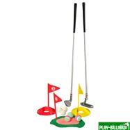 Набор для мини-гольфа «2 в 1» для улицы и дома, интернет-магазин товаров для бильярда Play-billiard.ru. Фото 1