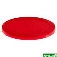 """Шайба для аэрохоккея """"Calgary"""" D62 мм, красная, интернет-магазин товаров для бильярда Play-billiard.ru. Фото 2"""