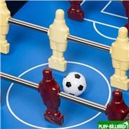 Настольный футбол Partida Carbon 52, интернет-магазин товаров для бильярда Play-billiard.ru. Фото 2