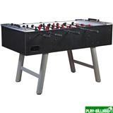Weekend Настольный футбол (кикер) «Inter» (148.5 х 78 х 90 см, черный), интернет-магазин товаров для бильярда Play-billiard.ru