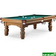 Weekend Бильярдный стол для русского бильярда «Classic II» 9 ф (ясень), интернет-магазин товаров для бильярда Play-billiard.ru