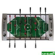Настольный футбол (кикер) «Inter» (146 х 75 х 88 см, черный), интернет-магазин товаров для бильярда Play-billiard.ru. Фото 4